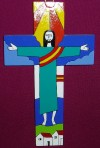 El Salvador Ascension of Jesus Cross