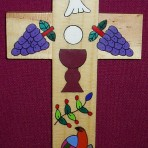 El Salvador First Communion Cross