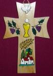 El Salvador First Communion Star Cross
