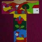 El Salvador Landscape Cross