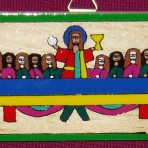 El Salvador Mini Last Supper