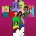 El Salvador Many Nations Cross