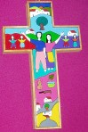 El Salvador Marriage and Family Cross