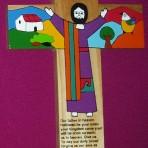 El Salvador Our Father Cross