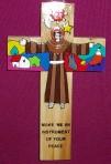 El Salvador Saint Francis Cross