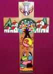 El Salvador Tree of Life Cross