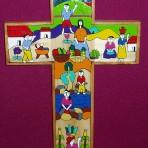 El Salvador Worker's Cross
