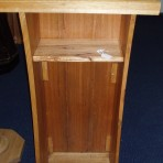 Three Sided Lectern