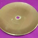 Brass Wax Tray