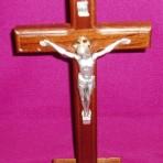 Beechwood Standing Crucifix