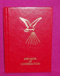 Confirmation Missal, with the new order of the Mass, and a great range of prayers and devotions for many occasions.