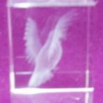 Laser Cut Dove