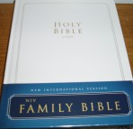 NIV Family Bible