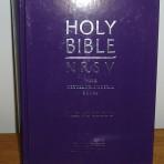 NRSV Large Print Bible