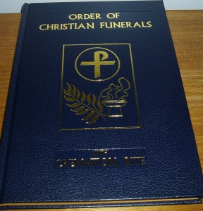 Order of Christian Funerals, with the Cremation Rite