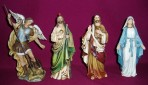 Resin Statues of Saints