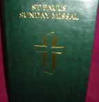 St Paul's Sunday Missal