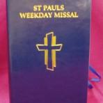 St Paul's Weekday Missal