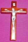 Beechwood Crucifix