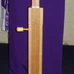 Extendable Wooden Lectern