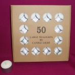 9 Hour Tealights