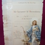 CER033: First Reconciliation Certificate