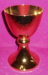 CW2873G: Gold Chalice