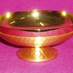 CW3080G: Gold Paten Ciborium