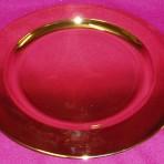 CW5214G24: Large Gold Paten