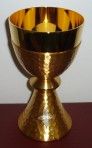 CW3076G: Gold Chalice
