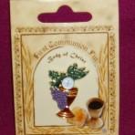 LP75: First Communion Pin
