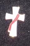 Deacon Lapel Cross