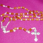 RX512: Wooden Rosary
