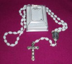 Luminous Rosary with Lourdes Water