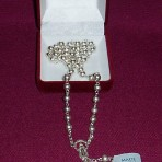 Stirling Silver Rosary