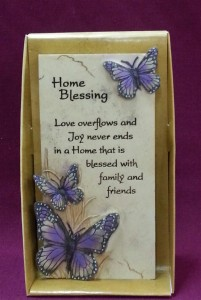 Home Blessing Plaque