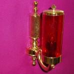 CW1160: Wall Sanctuary Lamp