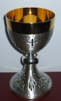 CW2882: Silver and Gold Chalice