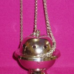 CW757S: Silver Thurible