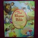 The Rhyme Bible Story Book