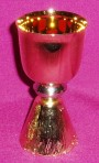 CW875G: Small Gold Chalice
