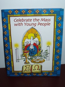 A missal for the young, illustrated; an excellent resource for preparing children for their first Holy Communion