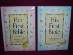 His/Her First Bible