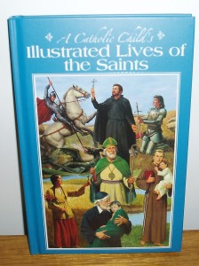 Lives of the Saints, for young people aged 8 to 12