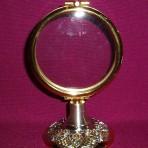 CWL292: Gold Lunette