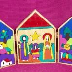 Nativity Tryptych