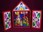 Nativity in a Matchbox