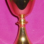 CW885 Gold Chalice
