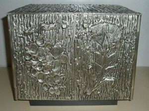 Small Silver Tabernacle
