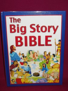 Bible stories for children aged 4 to 9